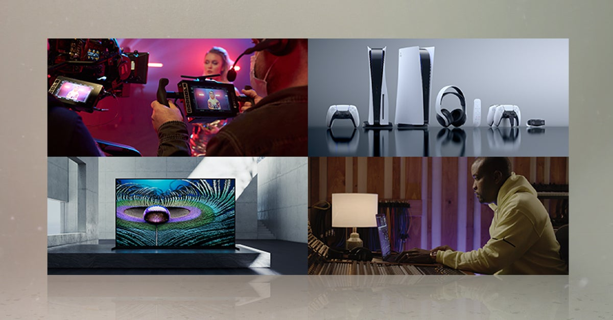 Discover Sony @ CES® 2021!